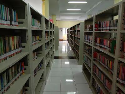 perpustakaan umum kota malang corona
