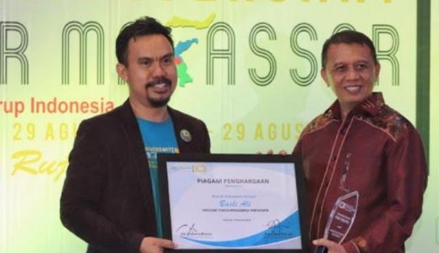 MBA Raih Penghargaan Penggerak Pariwisata, Sekda Selayar Angkat Bicara