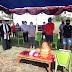 Dihadiri Gubernur, Arina Pimpin Ibadah Lanjutan Pembangunan GMIM RUT Suwaan