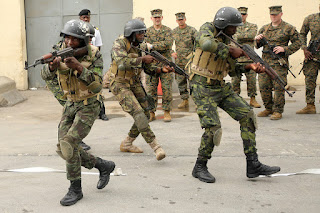 Best Army In Africa