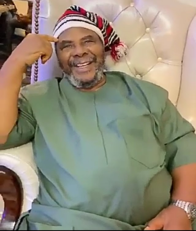 Any man who kneels down to propose to a lady is a Fool: Pete Edochie