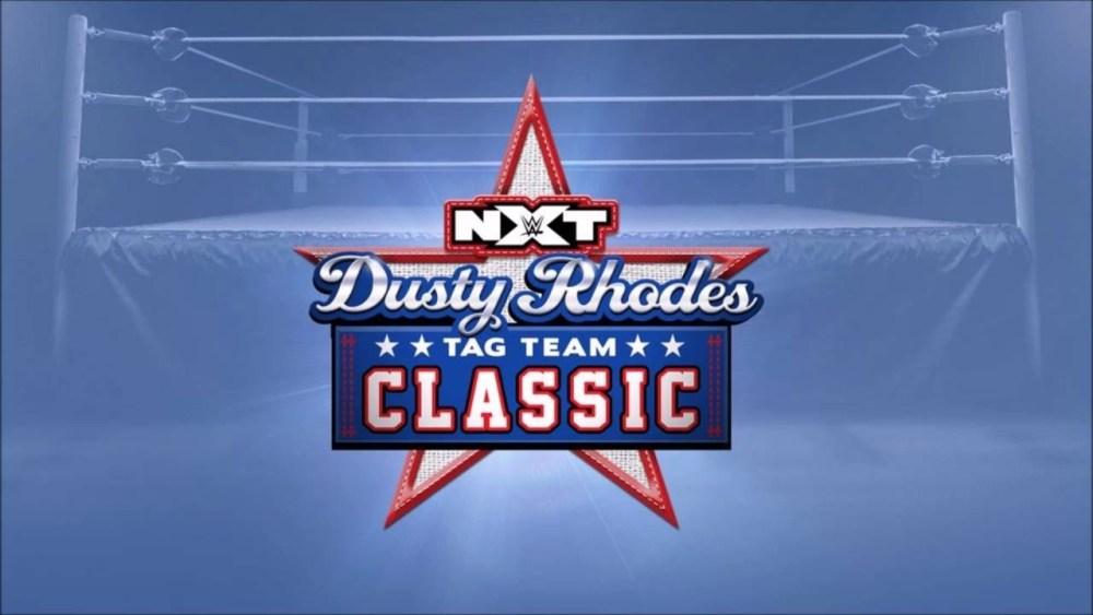 Primeira dupla confirmada para a próxima edição do Dusty Rhodes Tag Team Classic