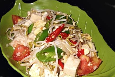 Resep Tumis Toge Tahu Praktis Paling Enak Resep Masakan