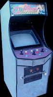Video Game Cabinet