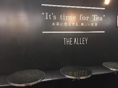 三軒茶屋にあるジアレイのテーブル席