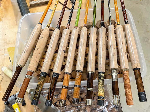 LEIDERMAN RODS - The Summer Winds Down...