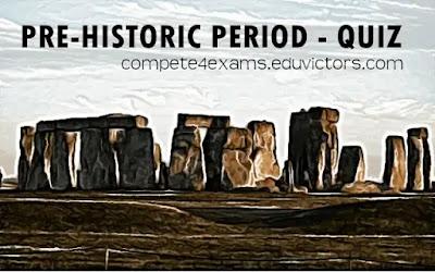 Pre-Historic Period Quiz (Solved)(#eduvictors)(#HistoryQuiz)