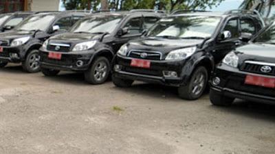 Pemprof Riau Himbau Semua Instansi Pemerintah Mobil Dinas Dikandangkan