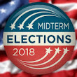 The 2018 Mid-Terms, Love, Hate or the Overlap at the Polls?