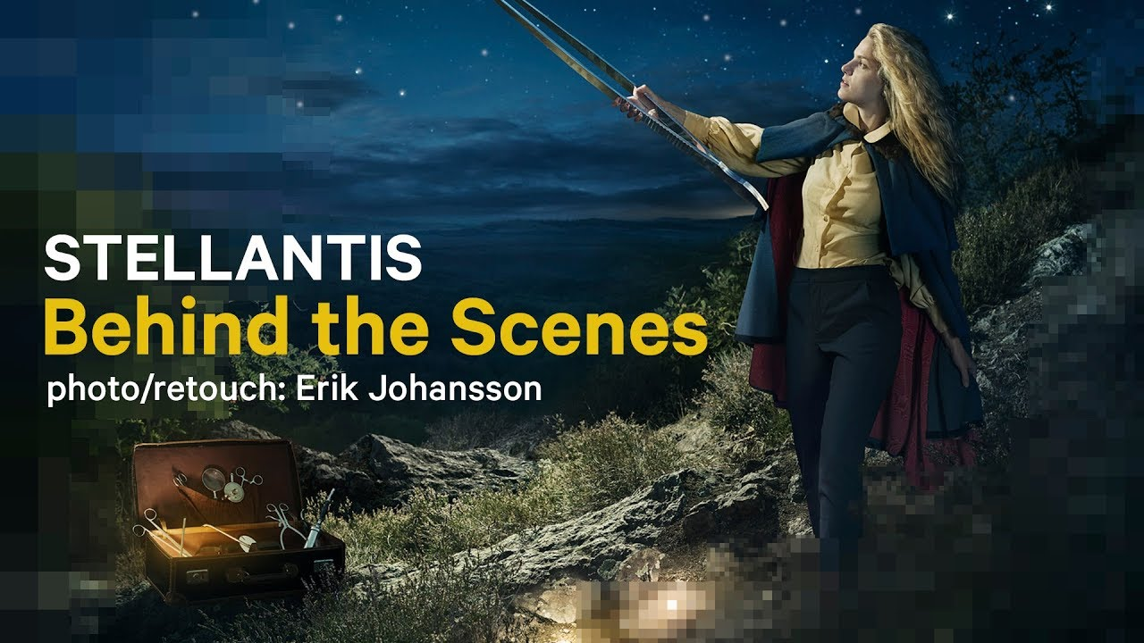 Stellantis - Behind the Scenes by Erik Johansson