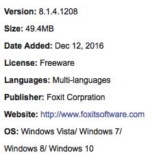 Download Foxit Reader Offline Installer Full Version Free Support: