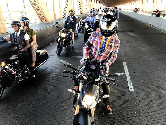 DapperDucs October Ride