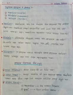 এইচ এস সি তথ্য ও যোগাযোগ প্রযুক্তি ৫ম অধ্যায় নোট-প্রোগ্রামিং ভাষা