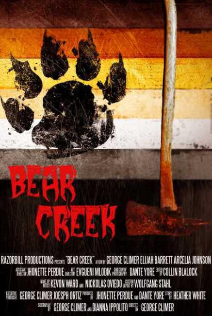 POSTER: Bear Creek - PELICULA - Sub. Esp.