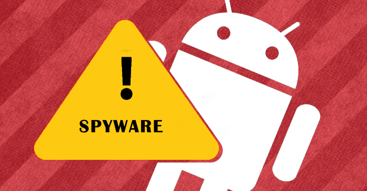 new Android Spyware