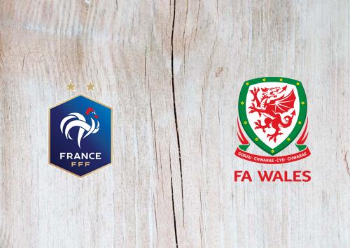 France vs Wales -Highlights 02 June 2021