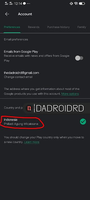 Mengubah Negara di Google Play Store, Mengganti Country di Google Play Store, Cara mengganti Negara Indonesia di Google Play Store, Cara mengubah Negara menjadi US di Google Play Store, Cara menggunakan Negara United States di Google Play Store, Cara ganti Profile Country Google Play Store, Cara mengganti nama Negara di Google Play Store