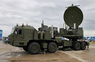 Senjata Tempur Rusia dengan Radio Elektronik