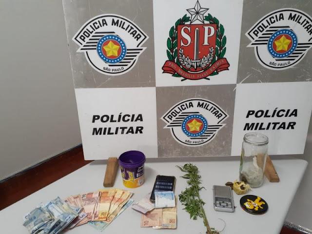 Jovem de 16 anos confessa tráfico e acaba detida em Teodoro Sampaio