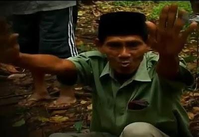 Misteri Naga Gunung Kancing
