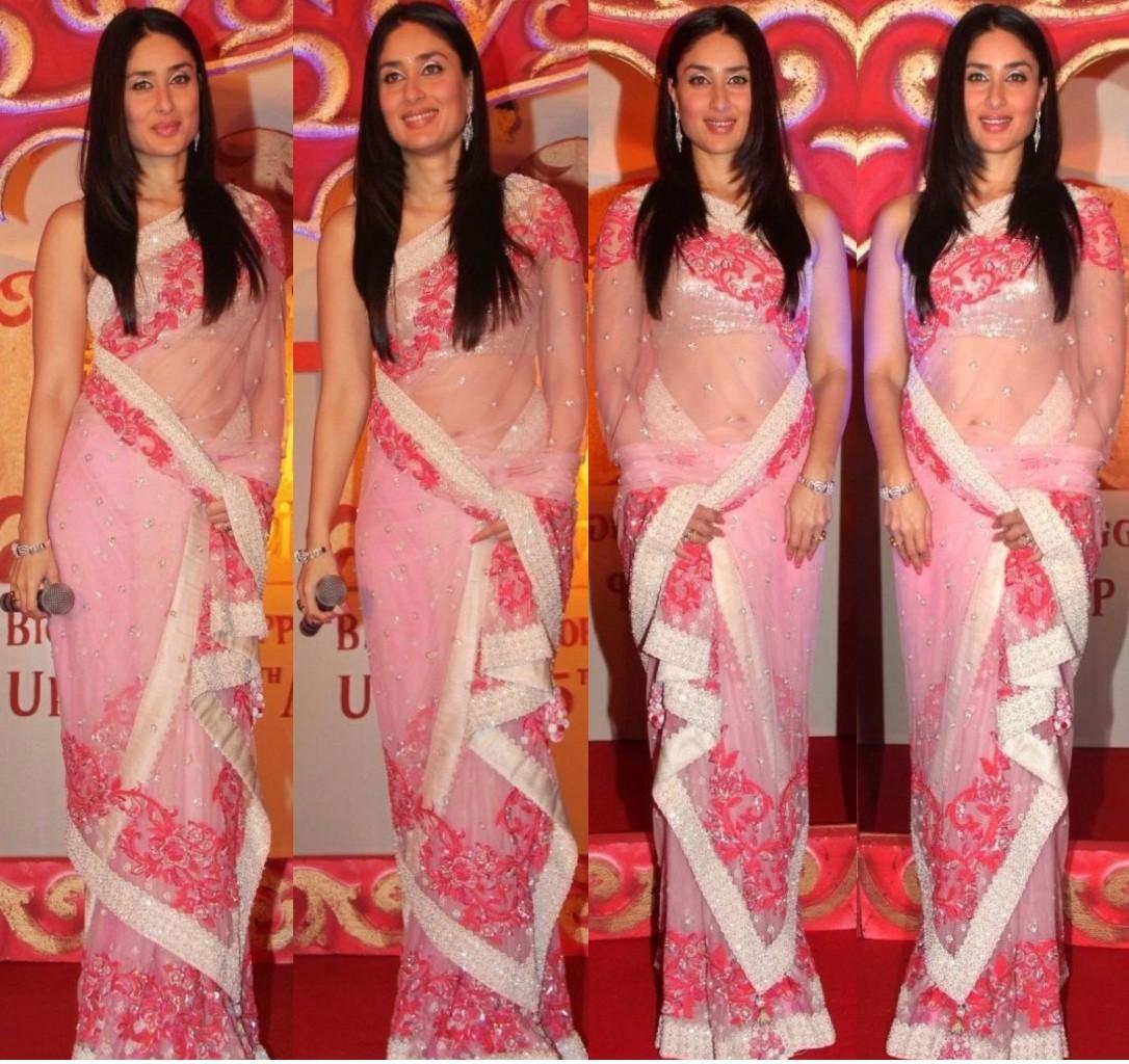 Fashion & Style: Kareena Kapoor In Saree