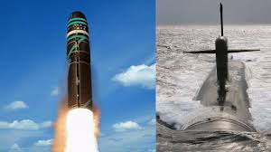 French Navy SSBN 'Le Téméraire' Test Fired M51 SLBM in Operational Conditions In The Atlantic