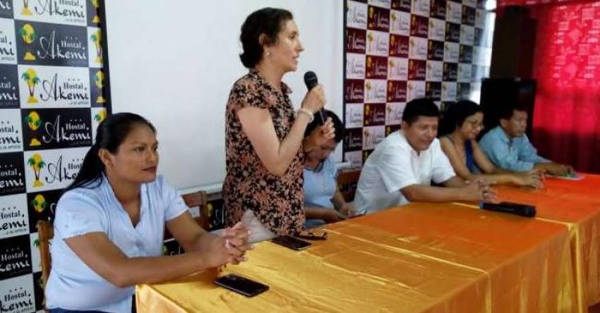 MINEDU y UGEL Alto Amazonas desarrollan talleres de aprobación de alfabeto de lengua Chamicuro - Yurimaguas