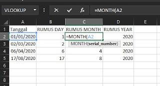 Rumus Month