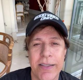 Humoristas Tom Cavalcante em vídeo destaca texto de Mário Cortela