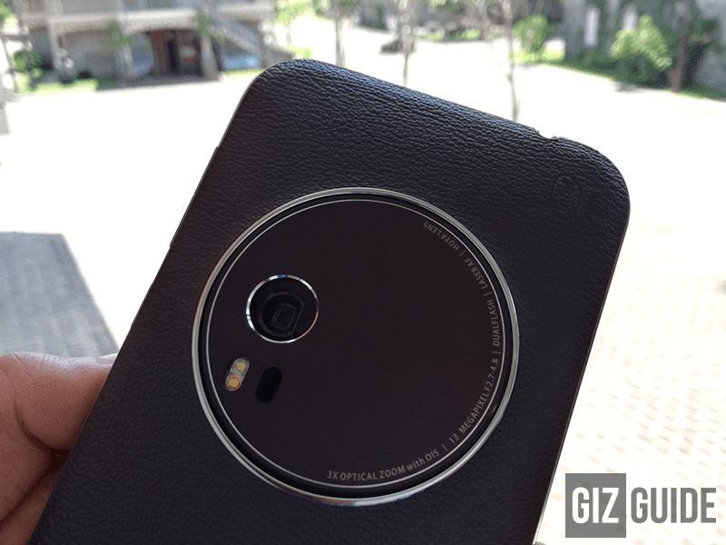 The Asus ZenFone Zoom