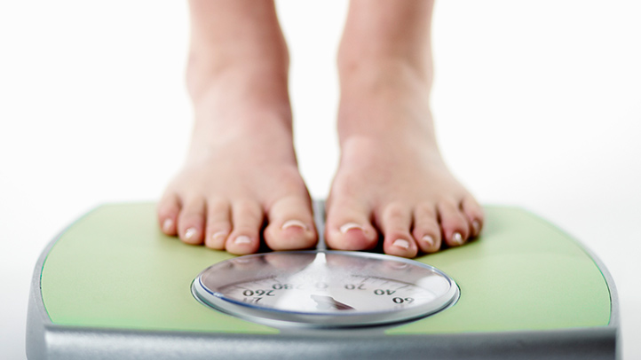 Your weight may increase