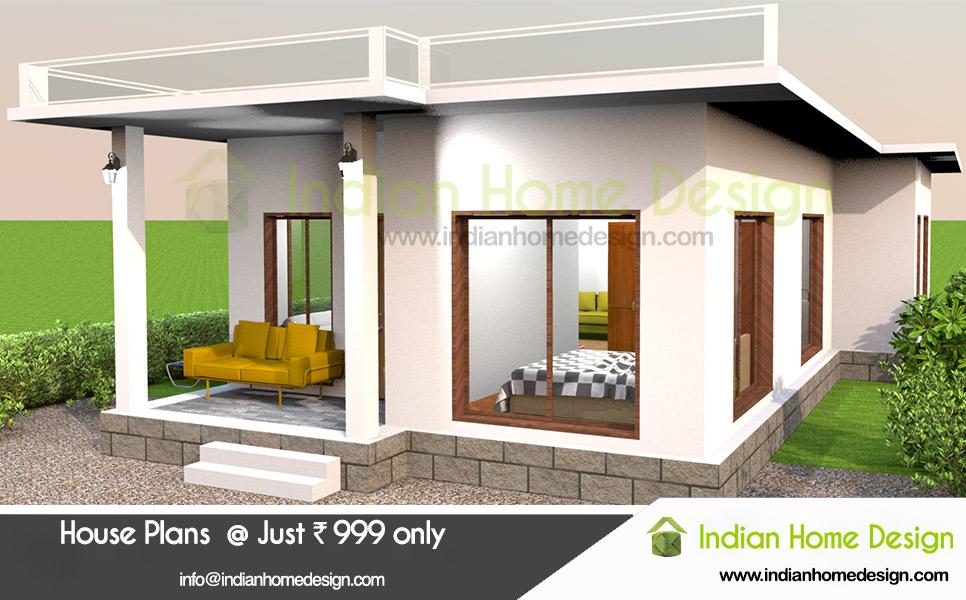 Single storey house design Kerala