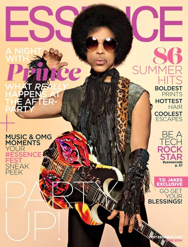 This man is still so sexy, his voice alone just draws you in. He is the  true definition of a music icon and on this months issue of Essence  magazine.