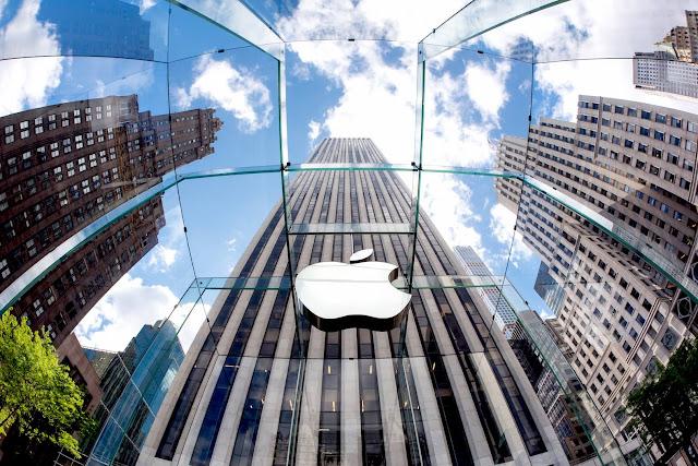 Apple gana 31.526 millones en su primer semestre del año, un 7 % menos