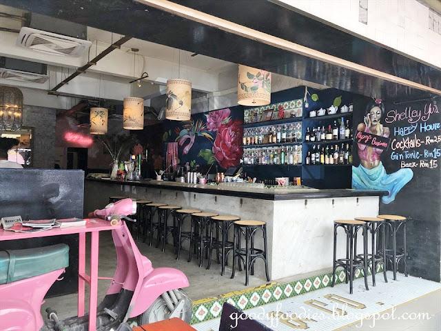 Shelley Yu's Bangsar review