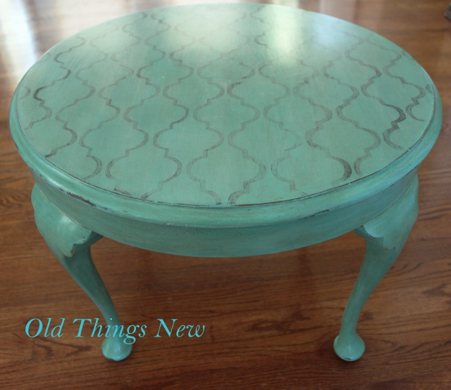 old things new – a queen anne table rescue