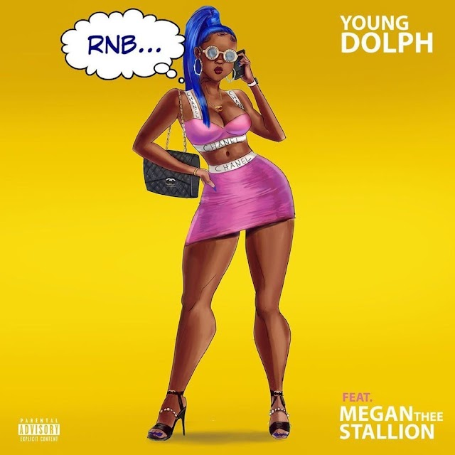 """Young Dolph ft. Megan Thee Stallion - """"RNB"""" (Prod. by Juicy J)"""