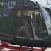 Hidup Mewah Ketua KPK Saat Menyewa Helikopter