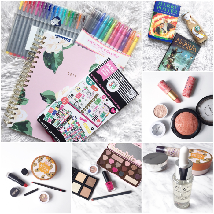bbloggers, bbloggersca, canadian beauty bloggers, instamonth, instagram roundup, beauty blogger, southern blogger, mambi, me and my big ideas, michaels, bando agenda, chapters, staedtler fineliners, pilot frixion markers, harry potter, narnia, olay regenerist, facial oil, coty airspun powder, colourpop cosmetics