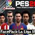 La Liga Santander Faces Patch - PES 2013 - Season 2019