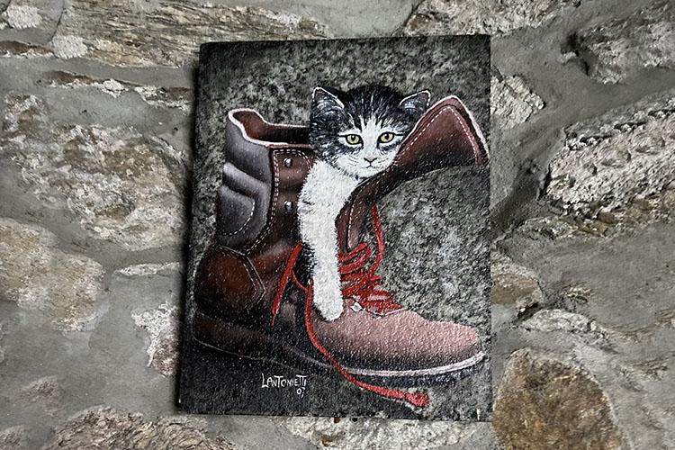 Il paese dei gatti