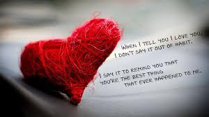 I Love U Image
