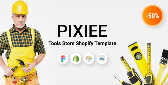 Best Tools Store Shopify Theme