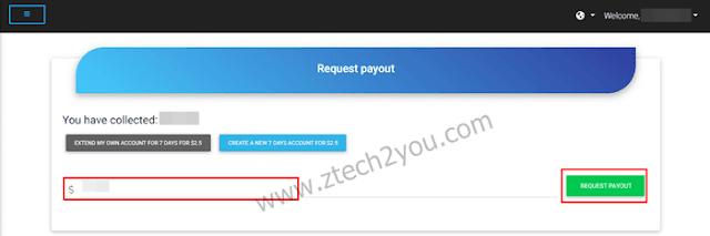 كيفية-طلب-الدفع-استلام-سحب-الارباح-من-موقع-up-4ever