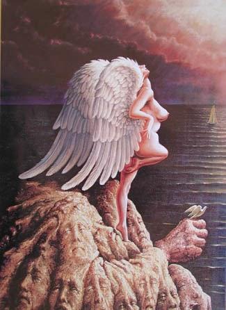 Desprendimento - Octavio Ocampo e Suas Pinturas Cheias de Ilusões