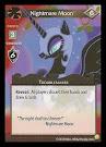 MLP Nightmare Moon GenCon CCG Card