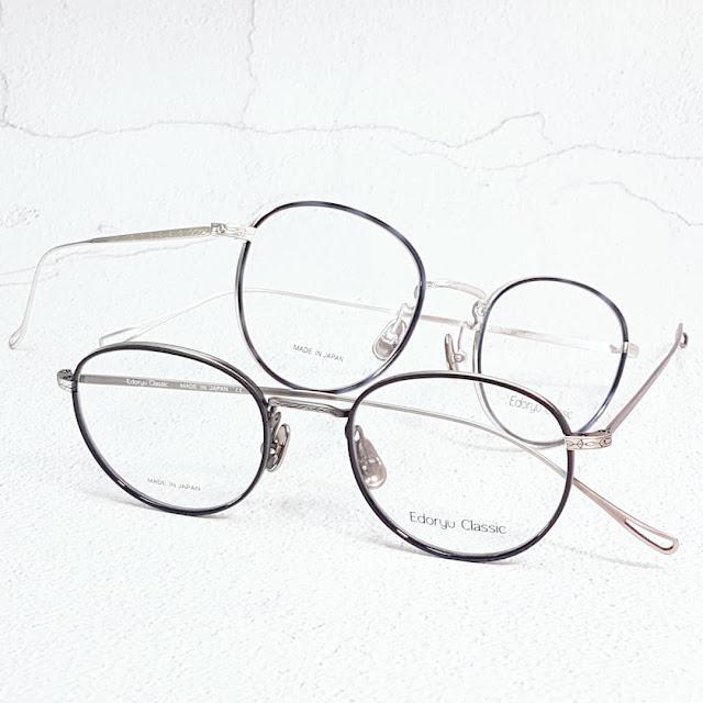 Edoryu Classic EC-018 江戶作眼鏡