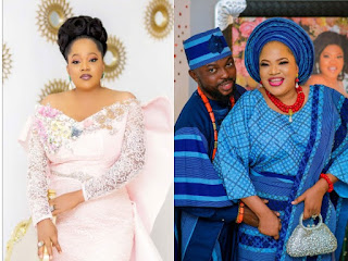 To Move On When A Marriage Crashes Is Tough -Actress Toyin Abraham Says