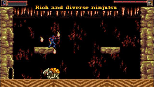 Screenshot Ninja Ranger