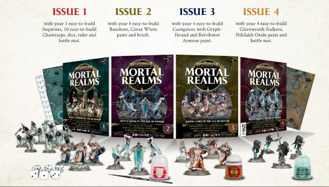 Colección Warhammer: Mortal Realms